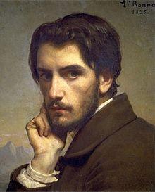 Léon_Bonat_-_Autoportrait